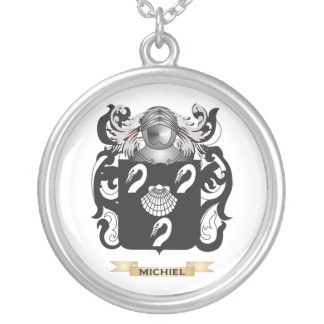 Michiel Coat of Arms (Family Crest) Custom Necklace