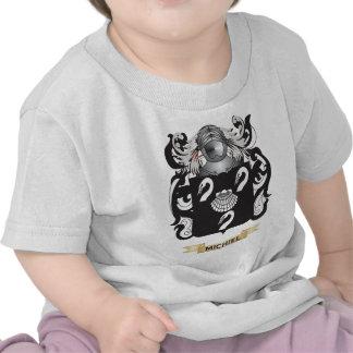 Michiel Coat of Arms (Family Crest) T Shirt