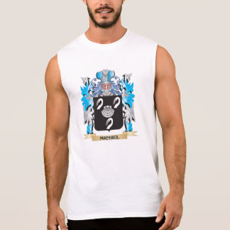 Michiel Coat of Arms - Family Crest Sleeveless Shirts