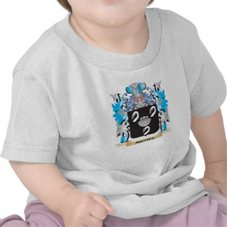 Michiel Coat of Arms - Family Crest Tee Shirts