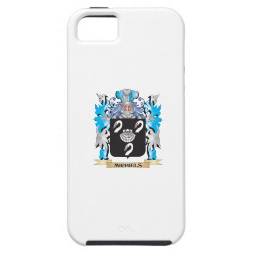 Michiels Coat of Arms - Family Crest iPhone 5/5S Case