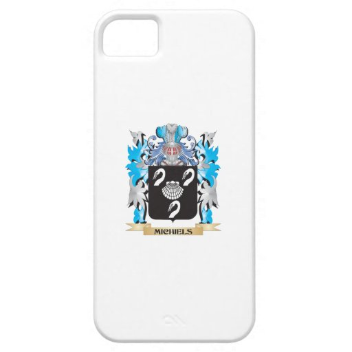 Michiels Coat of Arms - Family Crest Case For iPhone 5/5S