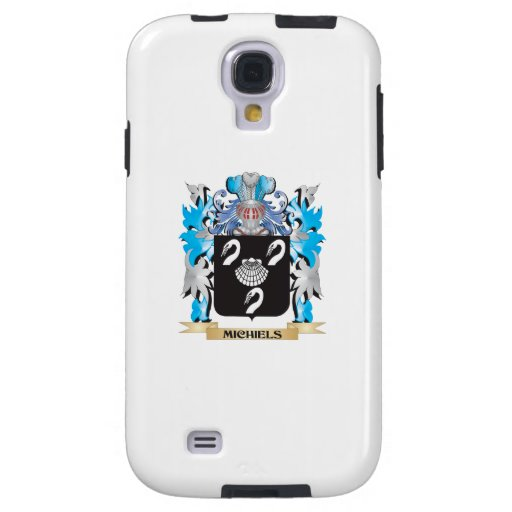 Michiels Coat of Arms - Family Crest Galaxy S4 Case