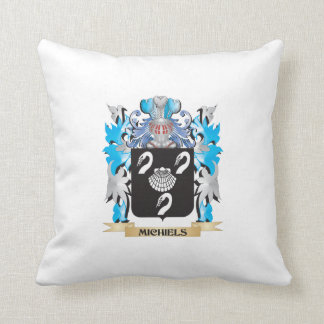 Michiels Coat of Arms - Family Crest Pillows
