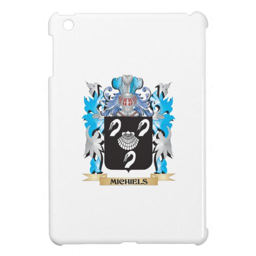 Michiels Coat of Arms - Family Crest Cover For The iPad Mini
