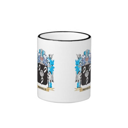 Michiels Coat of Arms - Family Crest Coffee Mug