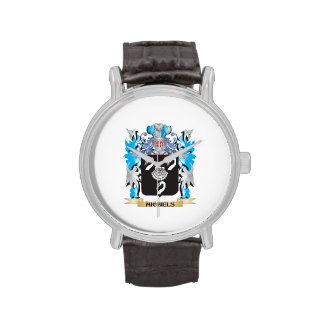 Michiels Coat of Arms - Family Crest Wrist Watch