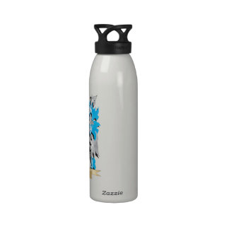 Michiels Coat of Arms - Family Crest Reusable Water Bottles