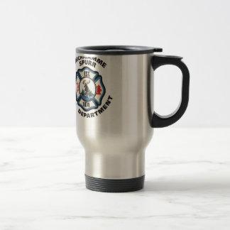 Michigamme Spurr Fire Department.logo items Coffee Mug