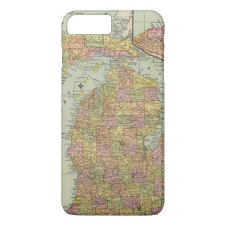 Michigan 3 iPhone 8 plus/7 plus case