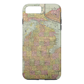 Michigan 4 iPhone 8 plus/7 plus case