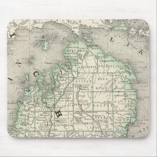 Michigan 8 mouse mat