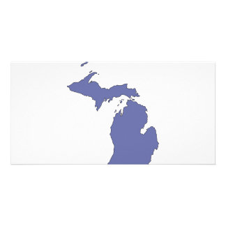 Michigan: A BLUE State Photo Card