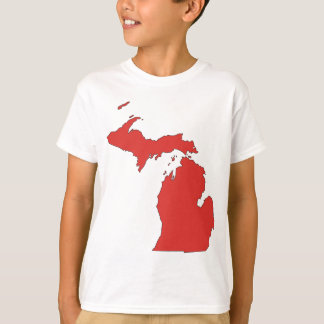 Michigan: A RED State T-Shirt