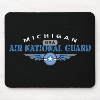 Michigan Air National Guard Mousepad