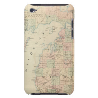 Michigan Barely There iPod Covers