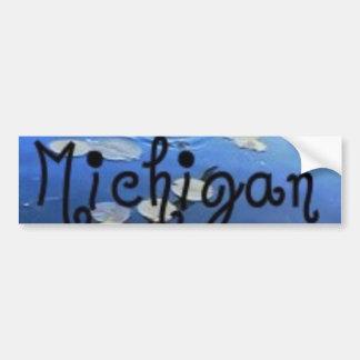 Michigan Bumper Sticker