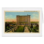 Michigan Central Station Detroit, Michigan Cards