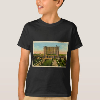 Michigan Central Station Detroit, Michigan T-Shirt