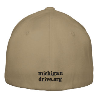 Michigan Drive Flexfit Wool Cap