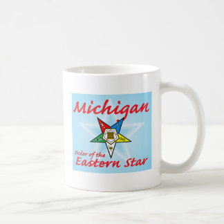 Michigan Eastern Star Coffee Mug