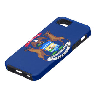 Michigan Flag iPhone 5 Case