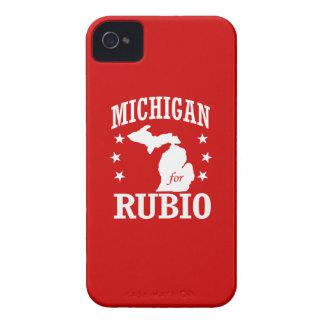 MICHIGAN FOR RUBIO iPhone 4 Case-Mate CASES