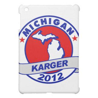 Michigan Fred Karger iPad Mini Case