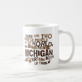 Michigan Gift Coffee Mug