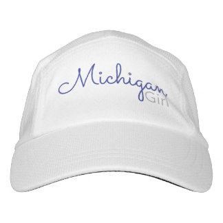 Michigan Girl Cap