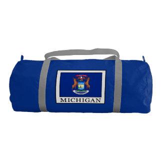 Michigan Gym Duffel Bag