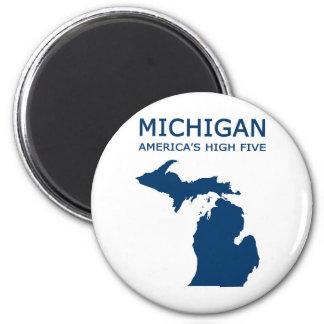 Michigan H5 Magnet