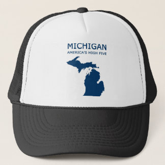 Michigan H5 Trucker Hat