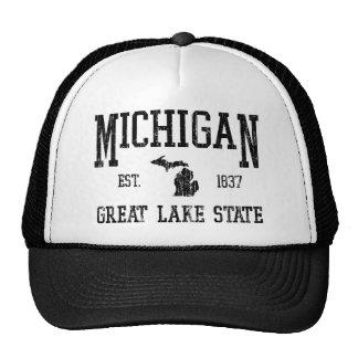 Michigan Trucker Hats