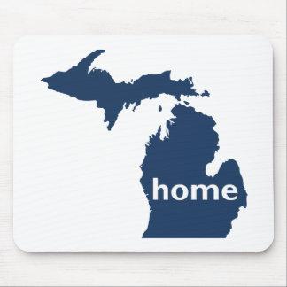 Michigan Home Mouse Mat