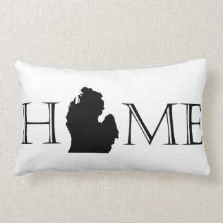 Michigan Home Pillow