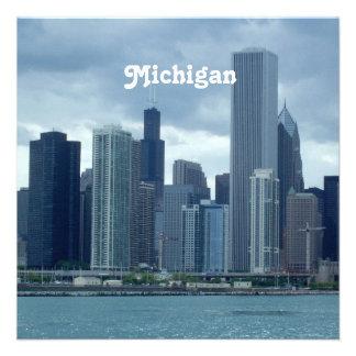 Michigan Personalized Announcements