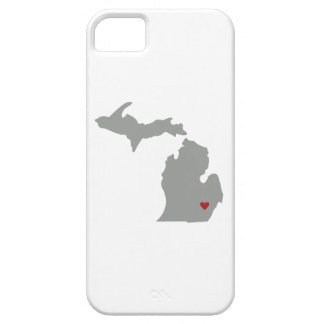 Michigan iPhone 5 Cover