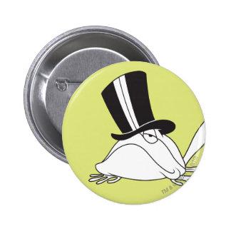 Michigan J. Frog Chill 6 Cm Round Badge