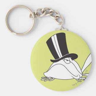 Michigan J. Frog Chill Key Ring