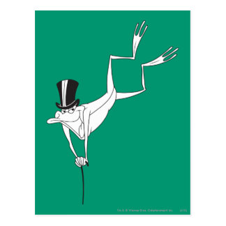 Michigan J. Frog Dacing Moves Postcard