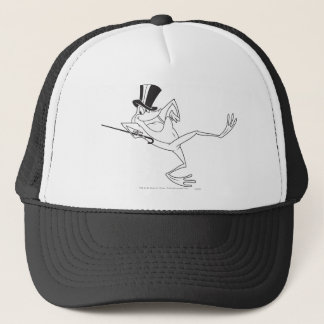 Michigan J. Frog Dancing Trucker Hat