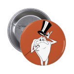 Michigan J. Frog Happy Pinback Buttons