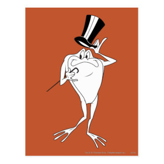 Michigan J. Frog Happy Postcard