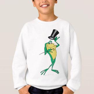 Michigan J. Frog in Color Sweatshirt