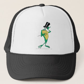 Michigan J. Frog in Color Trucker Hat