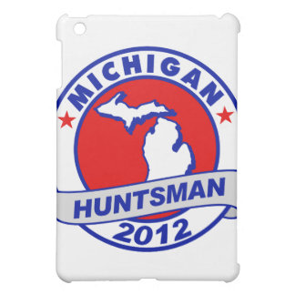 Michigan Jon Huntsman iPad Mini Cases