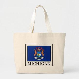 Michigan Large Tote Bag