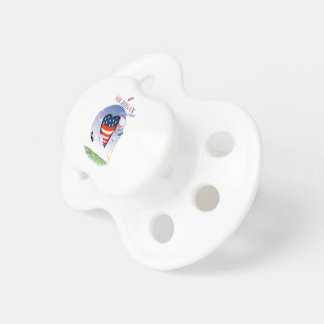michigan loud and proud, tony fernandes pacifiers