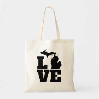 Michigan Love Tote